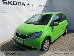 ŠKODA Citigo  1,0 MPI / 44 kW Ambition Plus / manuál